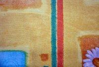 textil-tejido-amarillo-flor